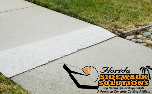 Repair Concrete Sidewalk Surface