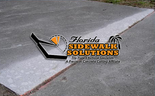 Repair Concrete Sidewalk Uneven