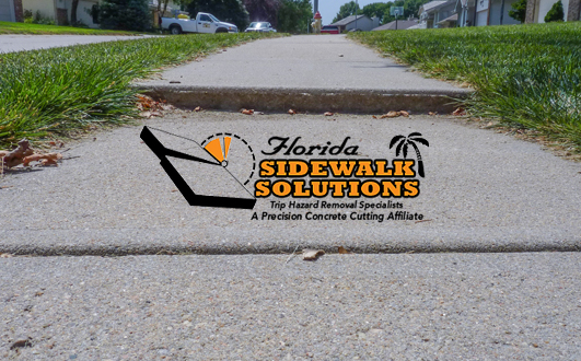 Concrete Sidewalk Repair Options