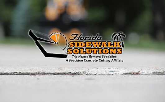 Sidewalk Trip Hazard Removals South Florida