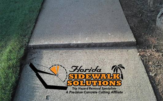 Cement Sidewalk Repair